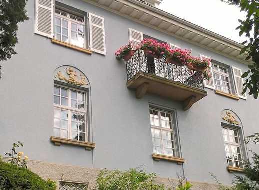 Stuttgart-Süd. Denkmalschutz-Villa in exklusiver Panoramalage