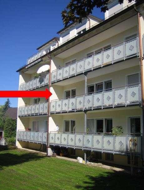 Schöne helle  2 Zimmer Wohnung in  Lauf an der Pegnitz top renoviert