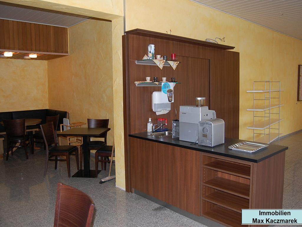 Top Ladenlokal Cafe Od Bistro Moderne Einrichtung