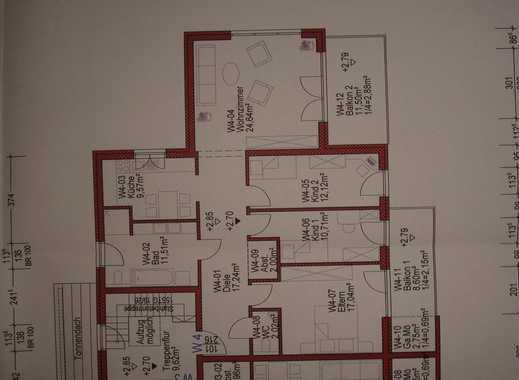 Neuwertige 4-Zimmer-Wohnung mit Balkon in Fürstenfeldbruck