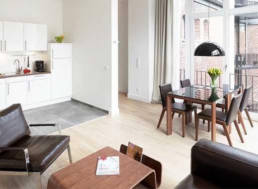 Modern und stilvoll eingerichtete Wohnung