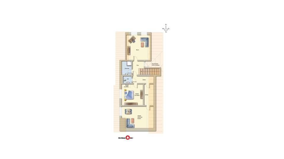 WE 6 Wohnung Dachgeschoss