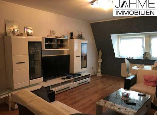 Viel Platz in zentraler Lage von Gevelsberg! 4-Zimmer-Wohnung mit modernem Badezimmer!