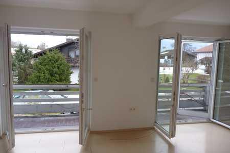 1-Zi mit Balkon und Freisitz in Bad Bayersoien
