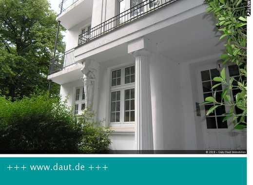 sanierte elegante Altbauwohnung nahe Alster + U-Bahn, feines Winterhude