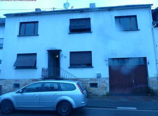 Handwerker aufgepasst !!! Renovierungsbedürftiges 1-2 Familienhaus in Großrosseln - Karlsbrunn zu ve