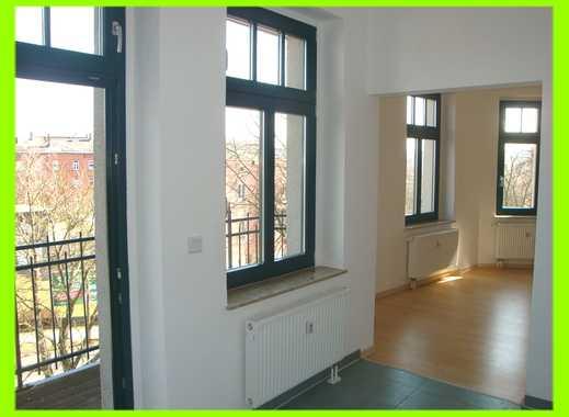 **Schicke City-Wohnung mit Balkon und Stellplatz**