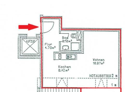 Klein aber fein - die erste eigene Wohnung mit EBK und Balkon!