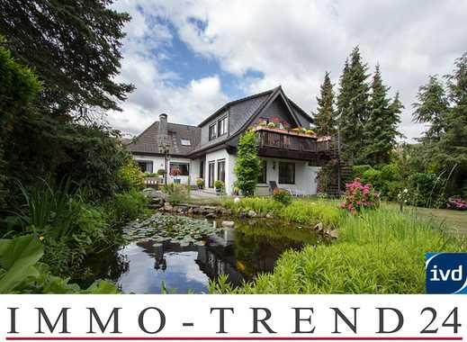 +++Repräsentativ hochwertige Villa am Nordpark+++