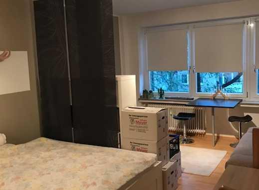 Gemütliche 1-Zimmer Wohnung im Düsseldorfer Zentrum