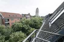 Bild Sonnige 3 Zimmer Dachgeschoss-Wohnung mit Balkon in Steglitz - frei ab sofort