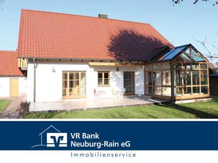 Wohntraum mit Wintergarten in Neuburg an der Donau
