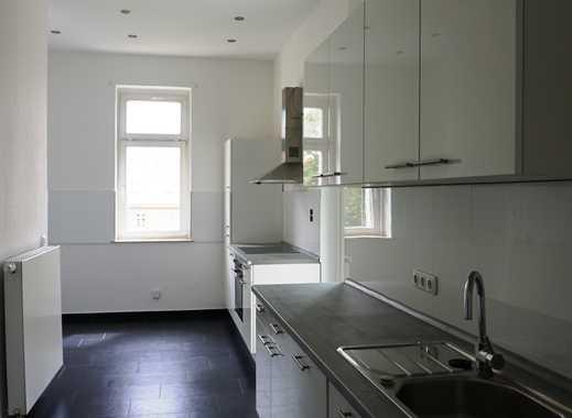 **Stilvolle 4 Zimmer-Whg. mit Wintergarten, Holzdielen und Einbauküche** (WE 6)