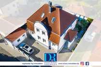 Möblierte Dachgeschosswohnung mit Altbau-Charme und