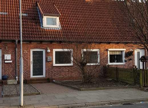 Gatermann Immobilien: Gepflegtes Reihenmittelhaus in ruhiger Lage in Brunsbüttel