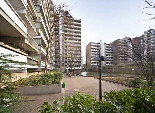 3-Zimmer-Wohnung im Erdgeschoss mit Terrasse und Garage in Köln-Weiden