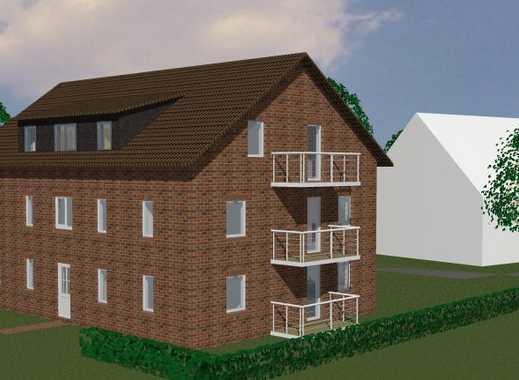 Attraktive und geräumige 2- oder 3- Zimmer Dachgeschosswohnung in Trittau