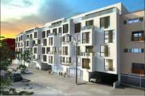 Drei-Zimmer-Penthouse mit Balkon in der