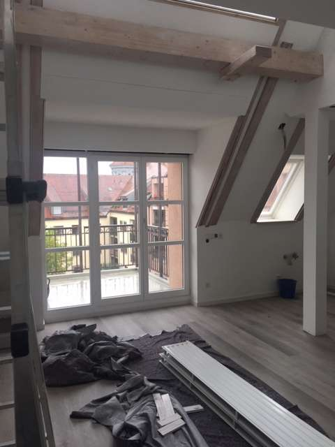 Top-Lage  Top-Ausstattung  3-Zimmer Galerie-Wohnung in Augsburg in Augsburg-Innenstadt