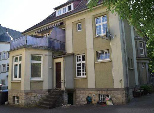Charakterstarke Altbauwohnung in der Detmolder Innenstadt