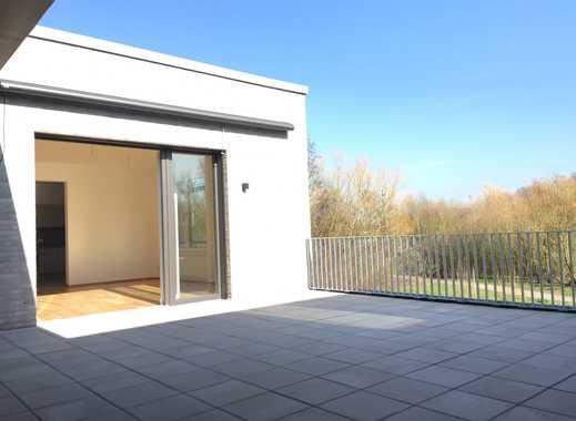 *Neubau mit Ausblick zum Mühlenstrang!!*-Attraktive 4 Zimmerwhg. mit komfortabler Terrasse u.EBK!!