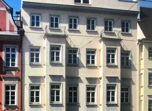 Arbeiten und Wohnen in der Maximilianstraße 120 QM Teilmöbeliert, Parkplatz, Lagerraum optional