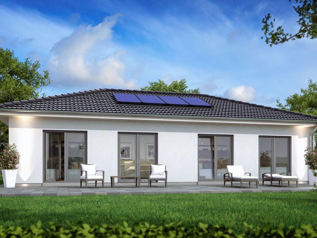 Scanhaus Marlow bungalow individuell allergikergerecht und gesund bauen mit