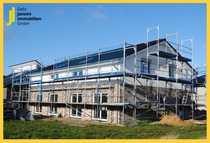 Erstbezug Neubau-Doppelhaushälfte in zentraler Lage