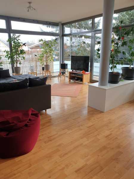 Wohnen mit Loft-Charakter! Sehr helle und moderne 4,5 Zimmer Wohnung in Buchloe in Buchloe