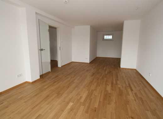 Neubauprojekt Sonnenlogen: 2-Zimmer-Wohnung mit Westbalkon
