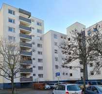 Sonnige 3-Zimmer-Wohnung mit Balkon in