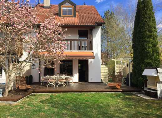 Schönes, helles, geräumiges Haus mit vielen Extras in Ottobrunn