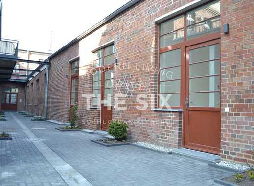 Erstbezug - Backsteinindustrieloft am Karl-Heine-Kanal - Schmuckbandweberei