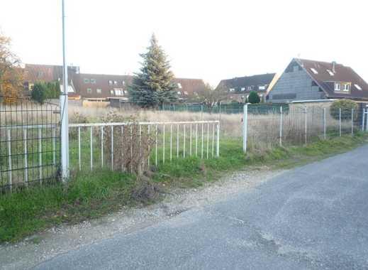Schönes Baugrundstück für 3 RH in sehr sympathischer Lage von Mönchengladbach-Giesenkirchen