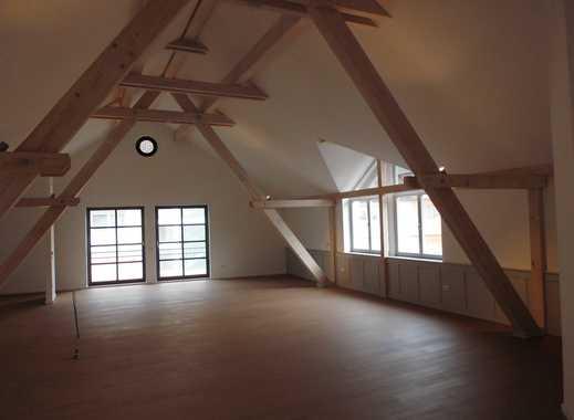 Erstbezug: Außergewöhnliche Loft-Wohnung mit Terrasse in Eltville-Erbach