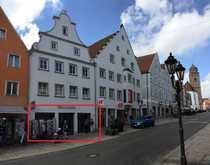 Einzelhandelsfläche in A-Lage von Donauwörth