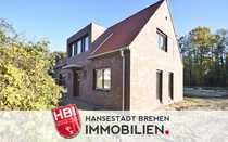 Worpswede Idyllisch gelegenes Einfamilienhaus mit