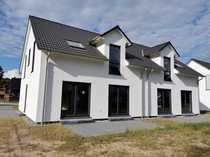 Doppelhaushälfte im KfW 55 Standard-Wohnen