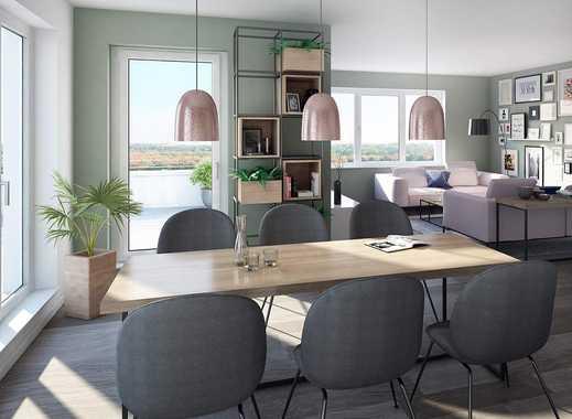 MAINWALD lässt keine Wünsche offen! Durchdacht geplante 2-Zimmer-Wohnung mit 2 Balkonen in Top-Lage