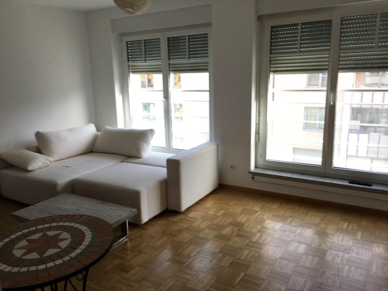 Wunderschöne möblierte 1 Zimmer-Wohnung in Bestlage Schwabing per sofort zu vermieten