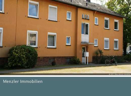 Smarter Wohnen! Renovierte 3-Zimmer-Wohnung weisses Wannenbad und Balkon!