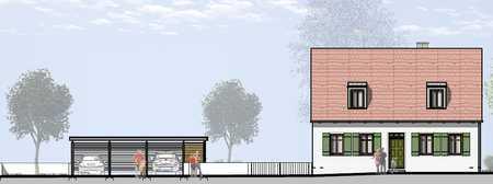 Erstbezug einer 4-Zimmer-Wohnung mit eigenem Garten in zentraler Lage in Roth (Roth)