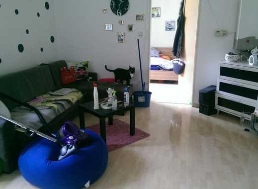 Schöne helle 2-Zimmer-Wohnung in Eicken!