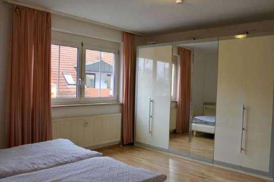 Renovierte Wohnung mit Balkon und hervorragender Anbindung! in