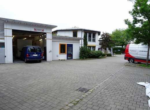 Produktions- und Verwaltungsgebäude mit guter Verkehrsanbindung zu vermieten!