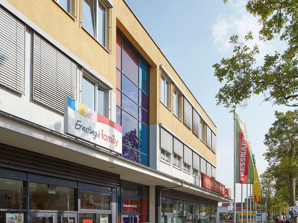 EKD1 Fachmarktcenter Augsburg