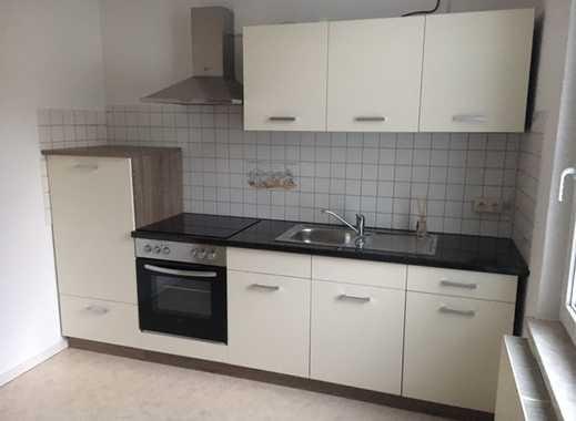 2-Raum-Wohnung mit Einbauküche in ruhiger Lage