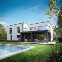 moderne Villa - incl Grundstück