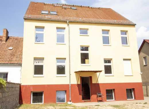 Großzügige 3-Zimmer-Wohnung, mit Stellplatz und Gartennutzung