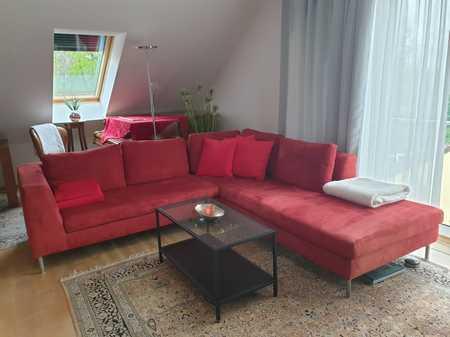Möblierte Studio-Wohnung voll ausgestattet in 85609 Aschheim Strom in NK inkl. in Aschheim